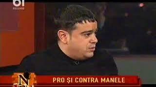 George Pruteanu vs Manelistii