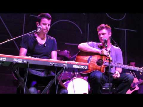 Nick and Knight 'If You Go Away'
