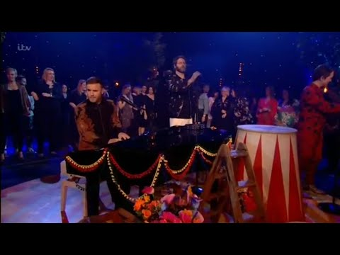 An Evening with Take That - Rule The World - ITV1 - 8th April 2017