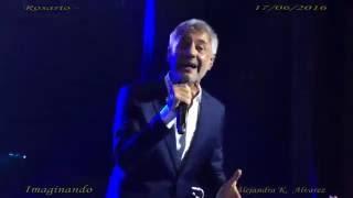 Sergio Dalma - Imaginando - Rosario - 17-06-2016