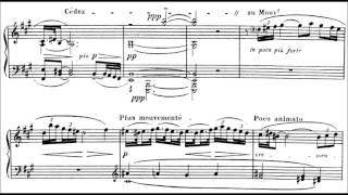 "Debussy - The Little Shepherd, from ""Children"