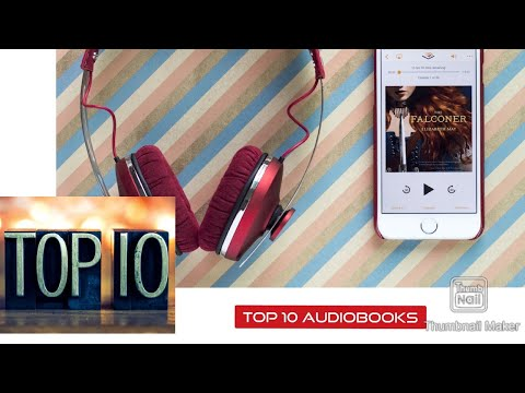 Top 10 Recommended Audiobooks