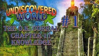 Pogo Games ~ Undiscovered World #1