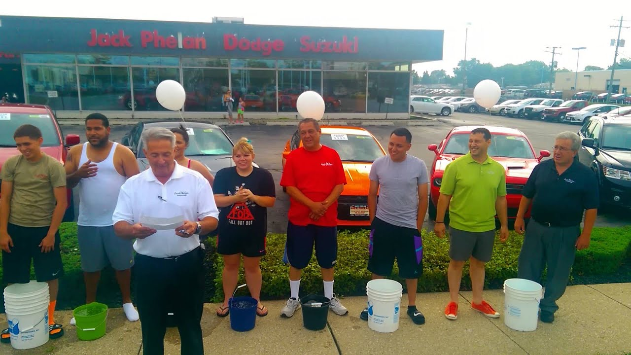 Jack Phelan Dodge ALS Challenge - YouTube