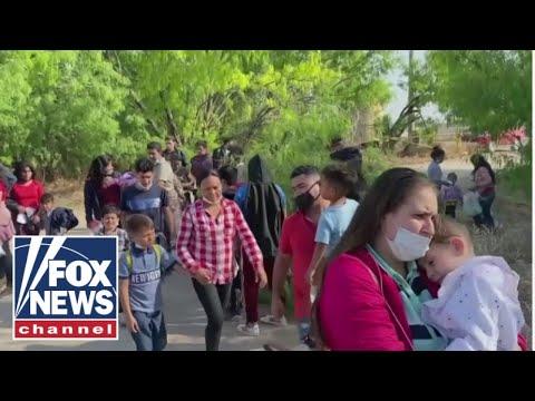 Biden admin sending 'flood' of migrants into US communities