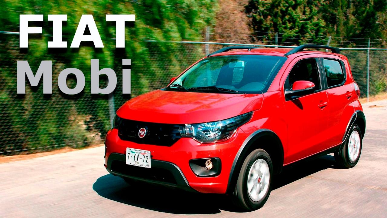 Fiat Mobi Bonito E Ideal Para La Ciudad