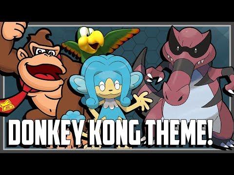 Pokemon Theme Battle - Donkey Kong! Ft. Original151