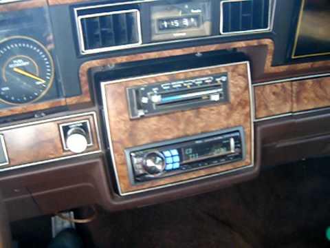 1984 Chevy Caprice Classic Custom Youtube