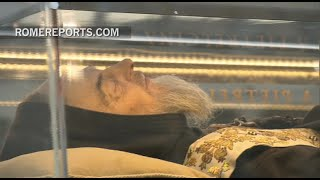 """Padre Pio pilgrims in Rome: """"I've prayed to him and he has listened."""""""