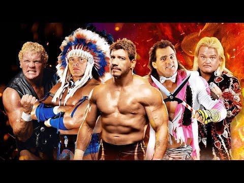 WWE 2K17 LEGENDS PACK DLC LIVESTREAM