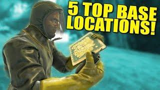 5 BEST ABERRATION BASE LOCATIONS! - Ark: aberration thumbnail