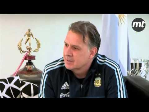Argentina tiene que ganar la Copa América: Gerardo Martino