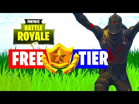 How To Get A FREE BATTLE PASS TIER In Fortnite Season 4