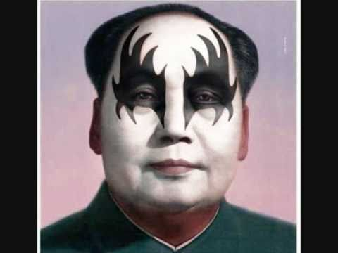 Bobby Gregory Chinese Rock N Roll Mao