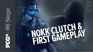 12 minutes of Operation Phantom Sight gameplay | Rainbow Six Siege - Nokk and Warden