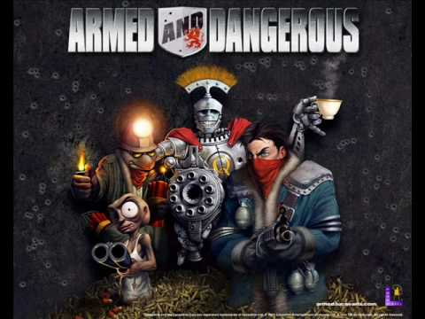Armed And Dangerous (Lucasarts) Theme Song