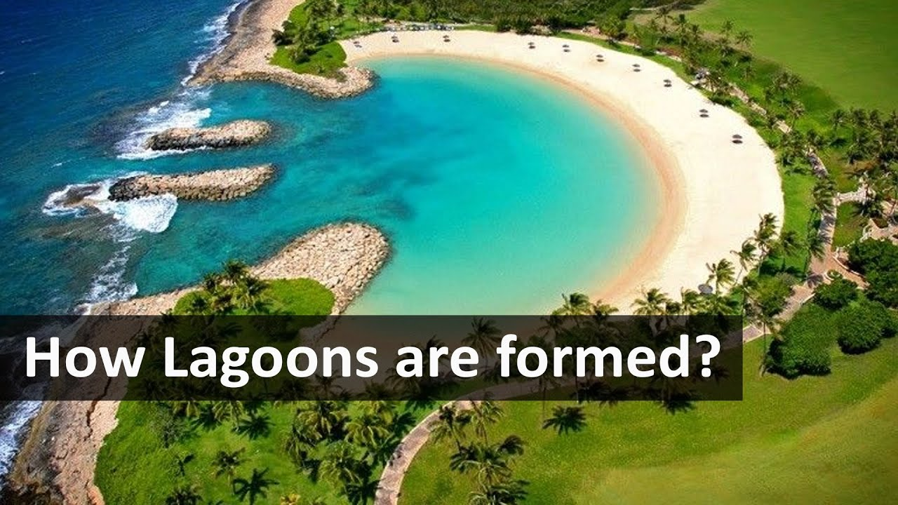 Download How Lagoons are formed