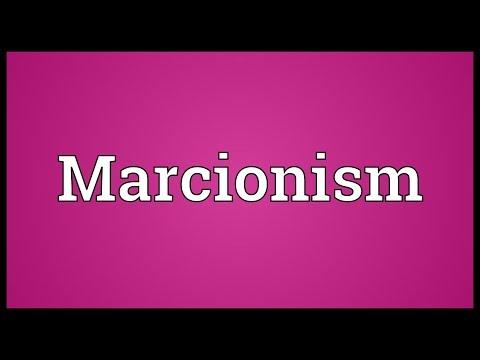 Header of Marcionism