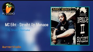MC Eiht - Streiht Up Menace (Instrumental Remake)