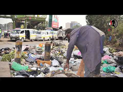 Caroline Mutoko: Nairobi and Garbage