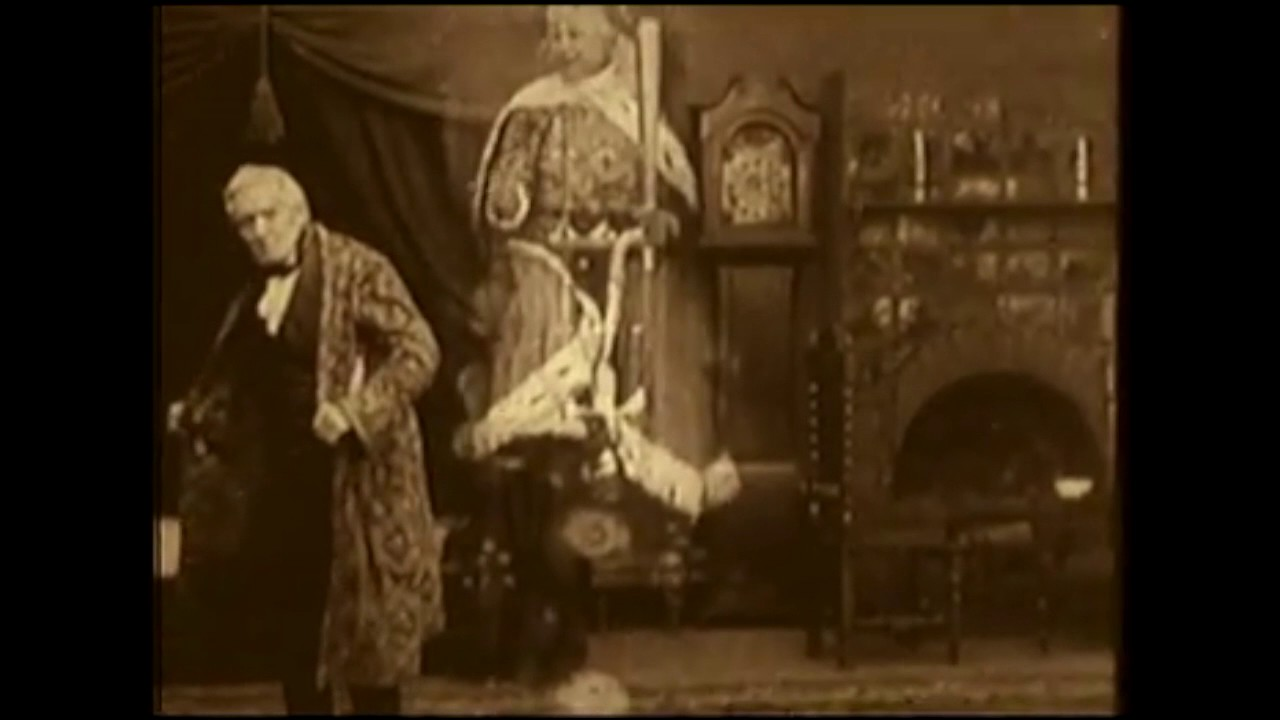 Old Classic Christmas Movies A Christmas Carol 1910 Youtube