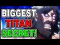 The Basement Mystery EXPLAINED! (Attack on Titan / Shingeki no Kyojin)