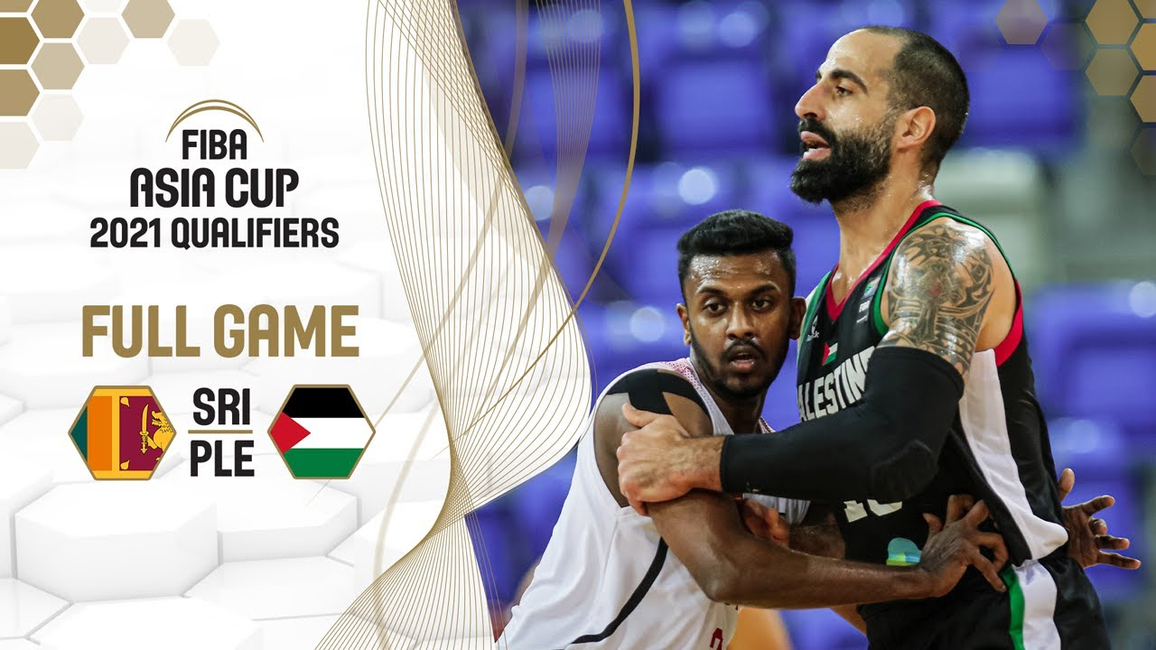 Sri Lanka v Palestine | Full Game