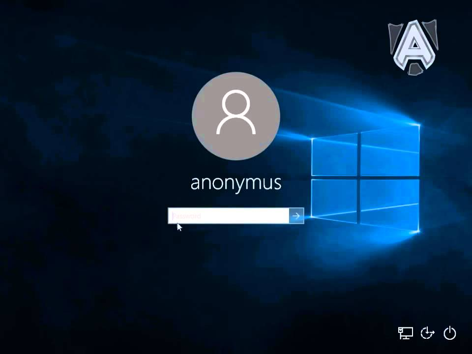 Tutorial Membuat Password Windows 10 Bypass Lot Password