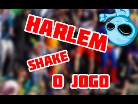 Harlem Shake: O jogo - Gameplay