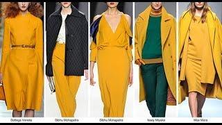 Модные тенденции на осень 2016, зима 2017 в женской одежде //Fashion trends fall-winter 2016-2017