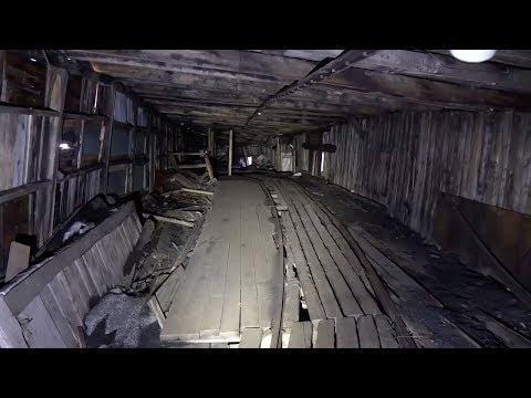 Exploring An Abandoned Coal Mine