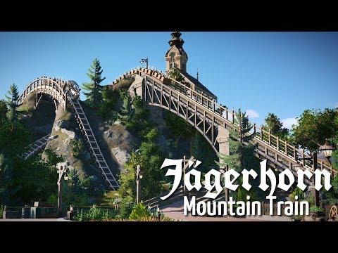 Planet Coaster - Jägerhorn (Part 10) - Railway Bridges
