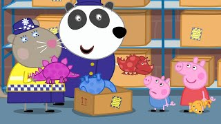 Best of Peppa Pig - Police Station - Cartoons for Children