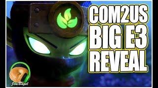 COM2US BIG E3 REVEAL...