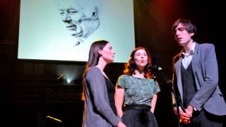 Anahorish - Lisa Hannigan, Zoe Conway, John McIntyre