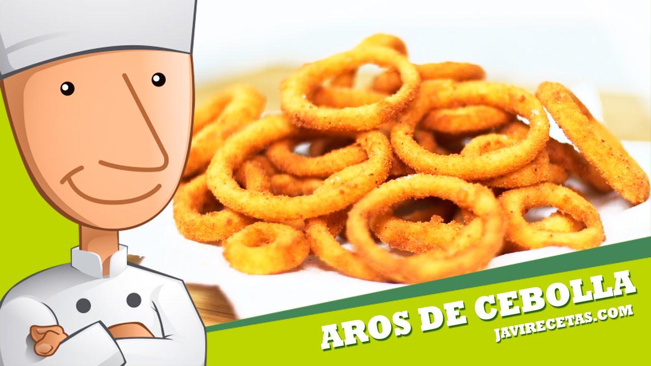 Aros De Cebolla Javi Recetas
