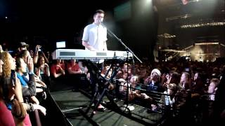 Tyler's Session - Twenty One Pilots - LC Pavillion 10.19.12