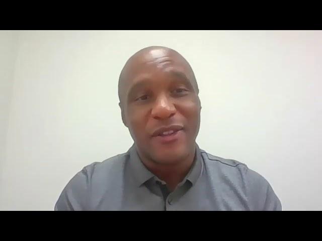 Dr. Travis Gayles from August 5, 2020 Media Briefing on Testing