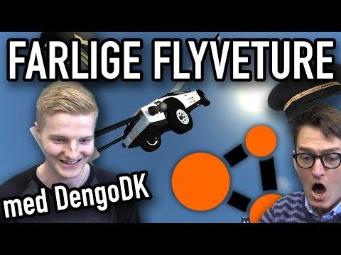 DengoDK SØGER JOB HOS NEWGAME TRAVELS - Dansk BeamNG Drive - #17