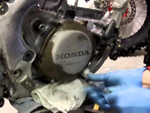 Smontare Motore 2t4