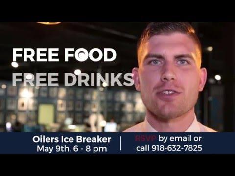 Oilers Ice Breaker I Extreme Digital Marketing Makeover Workshop