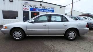 2002 Buick Century Rochester Winona, MN #FB155038 - SOLD