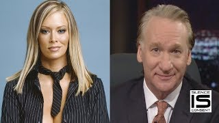 Bill Maher Busted by Porn Star Over Obscene Behavior at Playboy Mansion