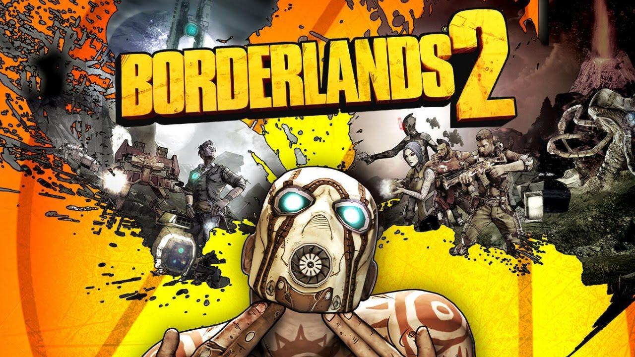 【Borderlands2】同PANDA四人玩邊緣禁地2 | PC【可可遊樂場】