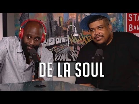 De La Soul on Dashikis Being Cool, HipHop Nerds & Smacking Cats, Writing Raps + New Album