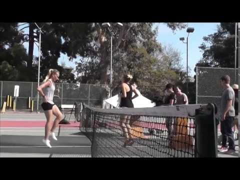 Download NUNE Movie - BTS- Filming the Tennis Scene