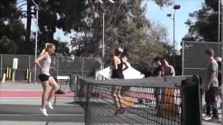 NUNE Movie - BTS- Filming the Tennis Scene