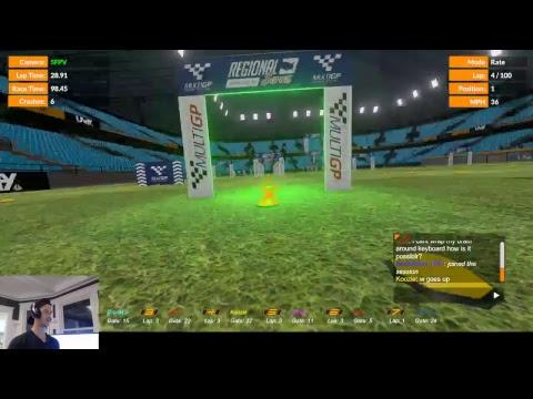 Velocidrone Racing League 1