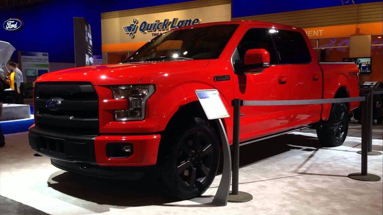 2015 model ford f 150 fx4 youtube