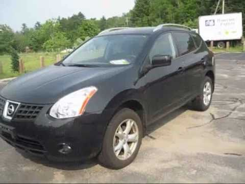 2009 Nissan Rogue SL AWD Start Up, Engine U0026 In Depth Tour